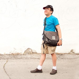 Inspire some pride and joy by covering the cost of public transit fares so that a person with developmental disabilities can go to work. Good Foot Delivery is a public transit based courier service in Toronto that provides employment opportunities to people with developmental disabilities.