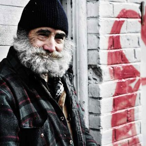 Give a little joy by providing a warm pair of socks to someone living on the streets this winter.Out of the Cold is an initiative in Toronto that works to save lives by keeping people off the streets during the cold winter months.