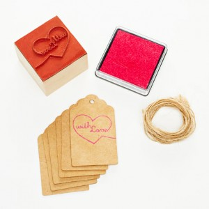 Make your own gift tags to add a bit of joy, and a personal touch, to the gifts you give.